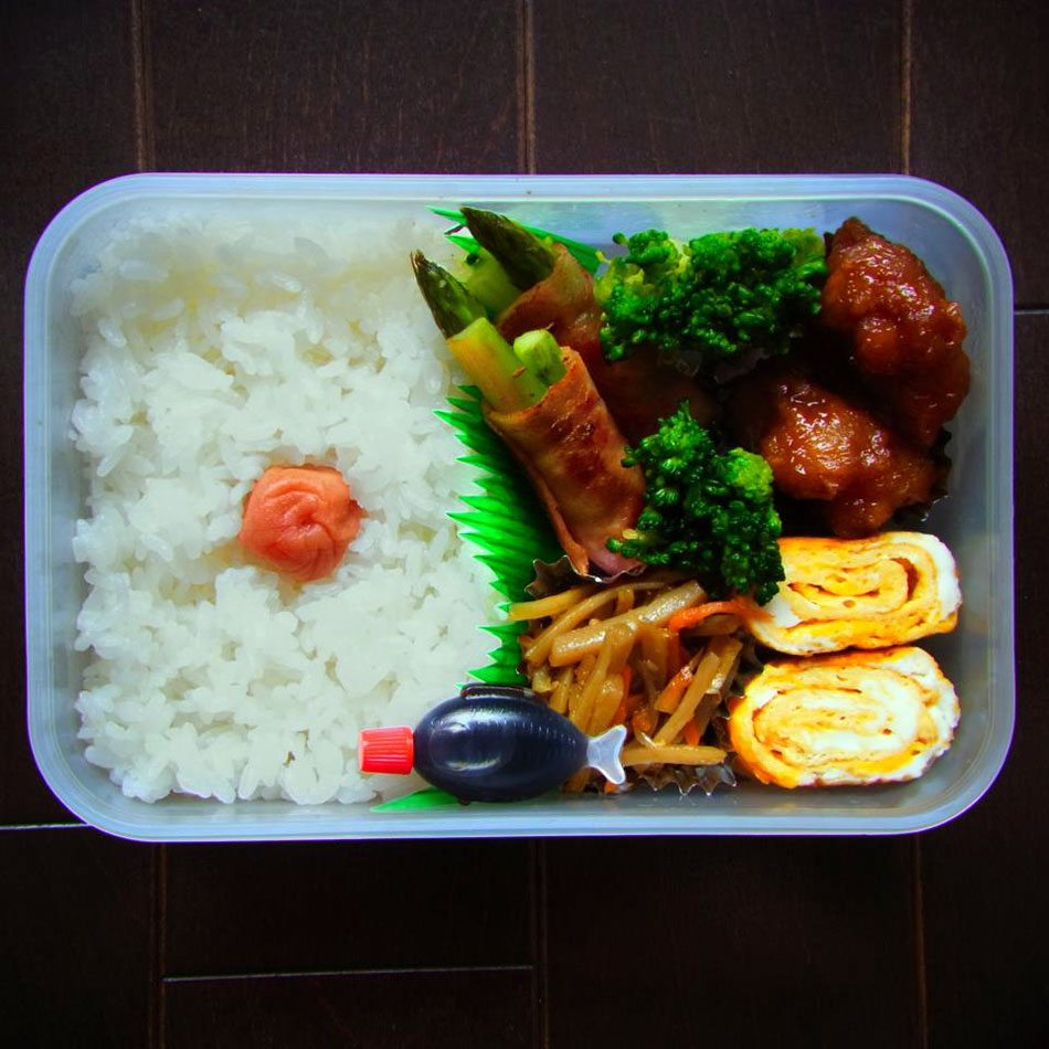 faraway day mothers bento box art