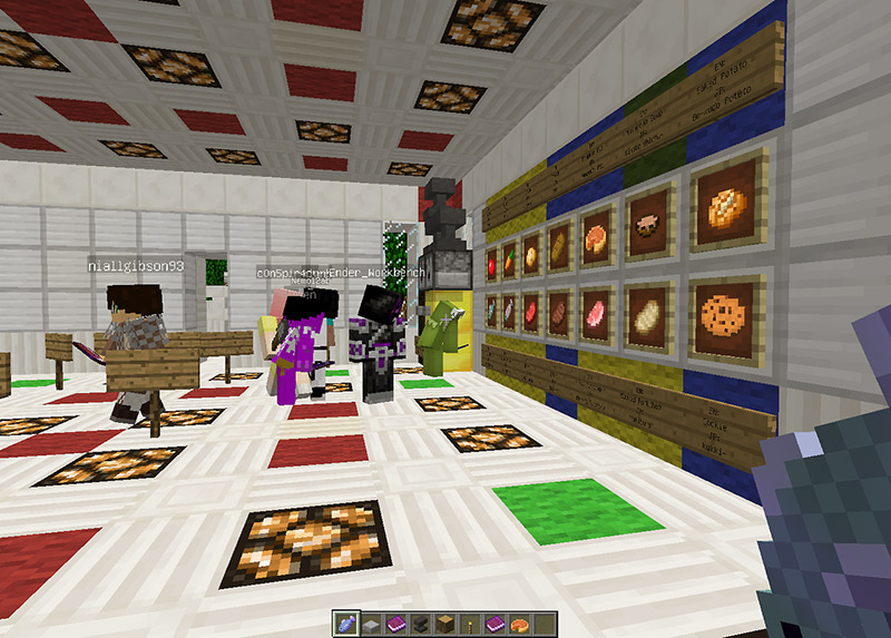 how to use minecraft in the classroom