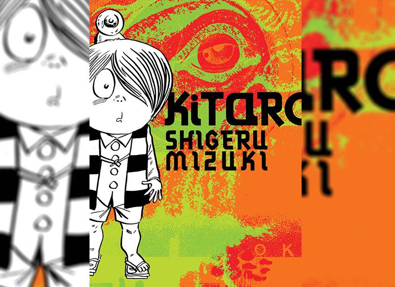 Kitaro cover