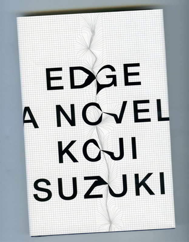 koji suzuki edge cover translated by jonathan lloyd davies