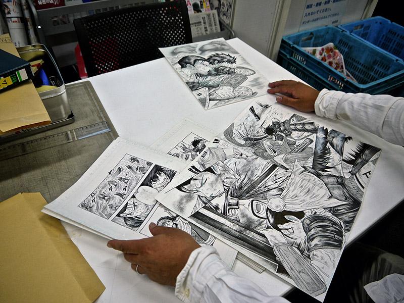 Shueisha Manga Office Tour And Interview