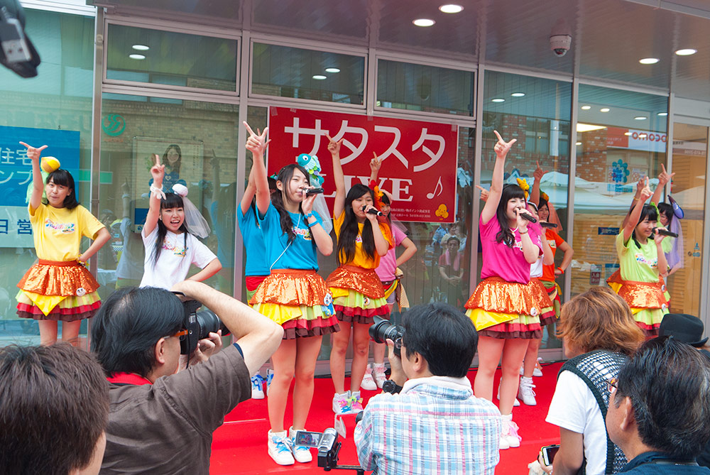 hamburgirl z interview outdoor concert 1