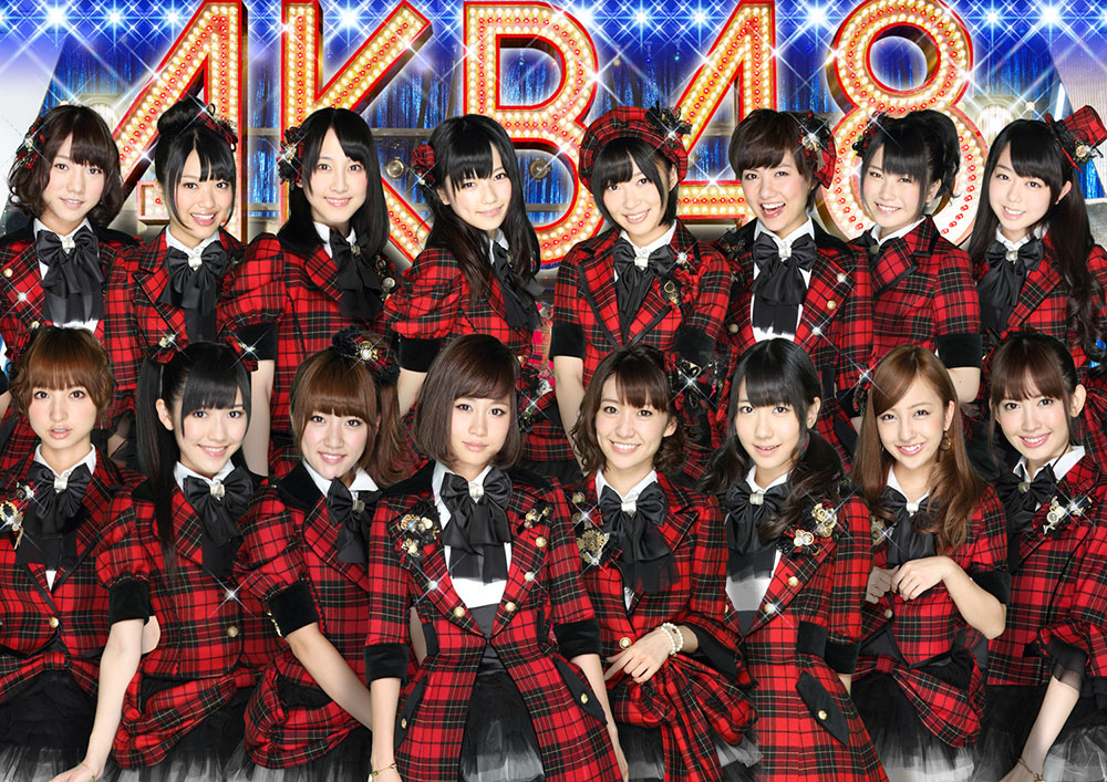 japanese idol group akb48 rival to the hamburgirl z interview group