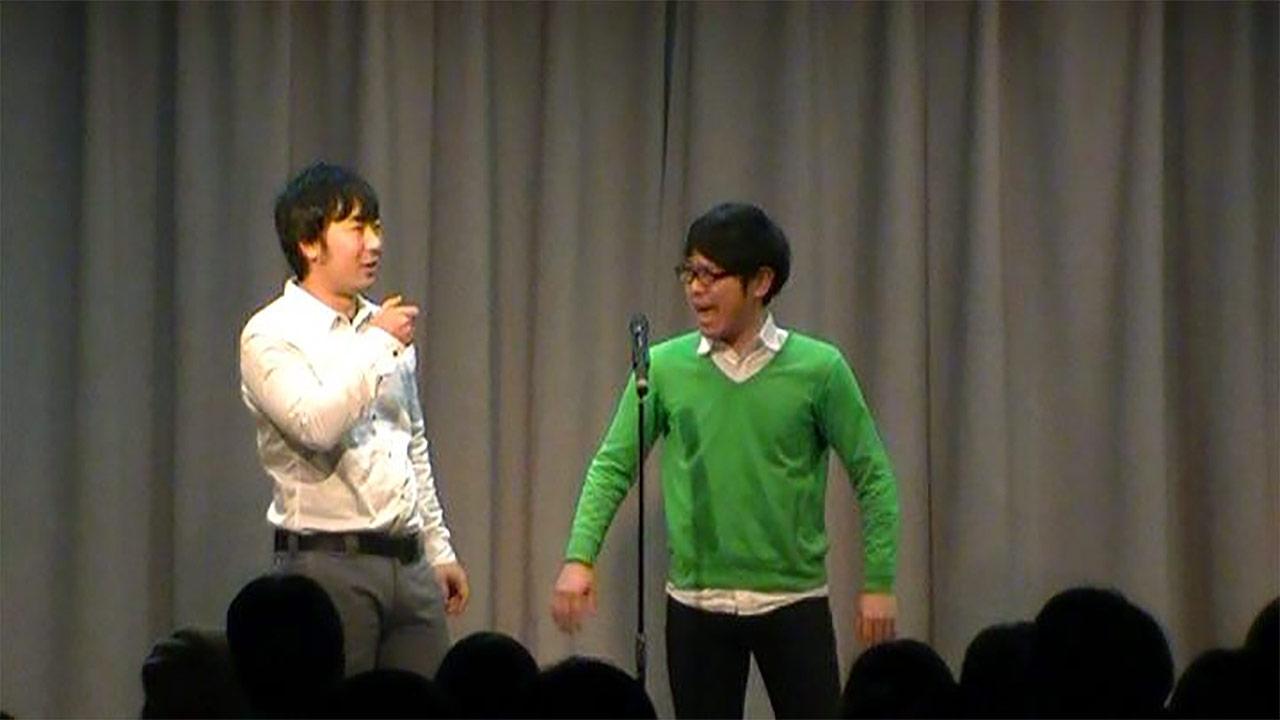 Kotani Makoto and Yoshiyuki Miwa in MiwaKotani