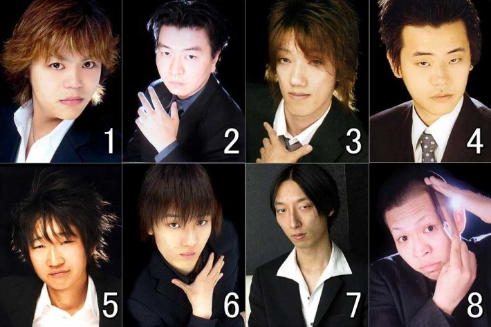 male host rankings