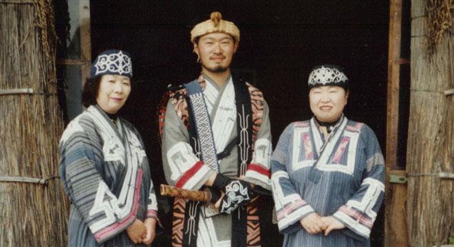 traditional ainu
