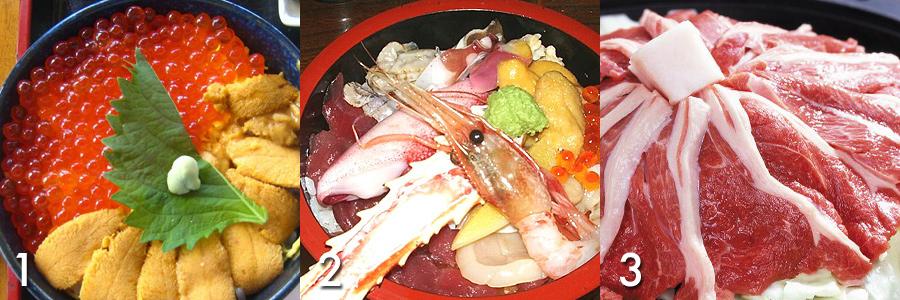 hokkaido famous foods