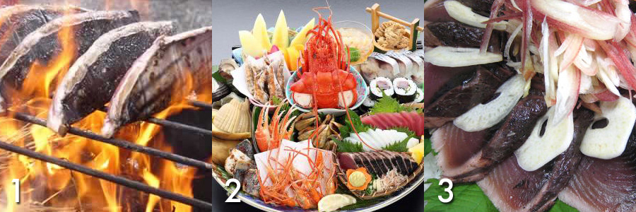 Famous japanese foods sorted by prefecture famous dishes from kouchi forumfinder Choice Image