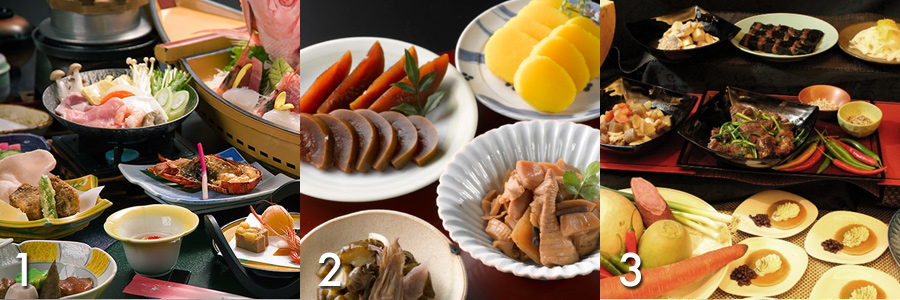 famous dishes from kyoto