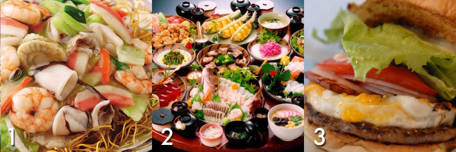famous dishes from nagasaki