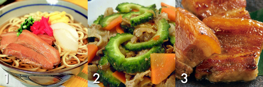 famous dishes from okinawa