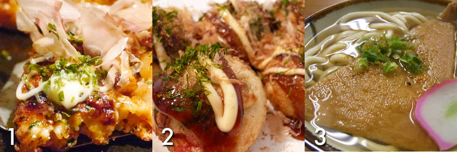 famous dishes from osaka