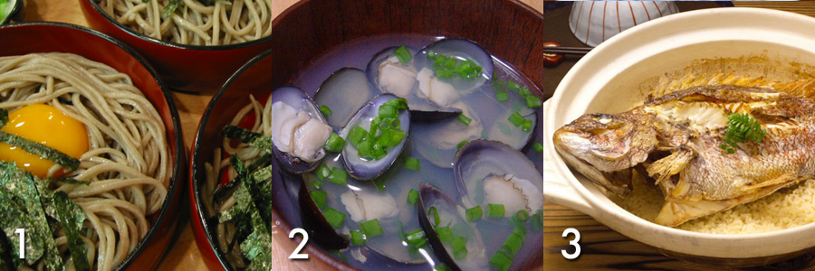 famous dishes from shimane