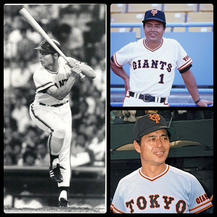 pictures of sadaharu oh in baseball uniform