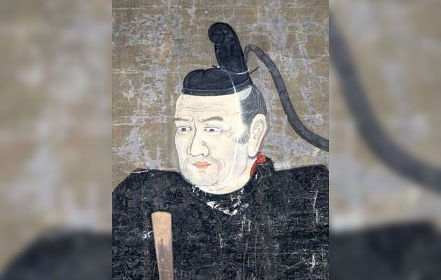 Illustration of daimyo Ii Naotaka