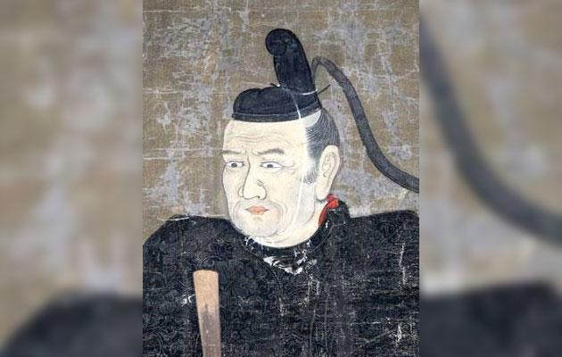 Illustration of daimyo Ii Naotaka