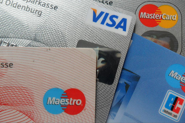 German credit cards