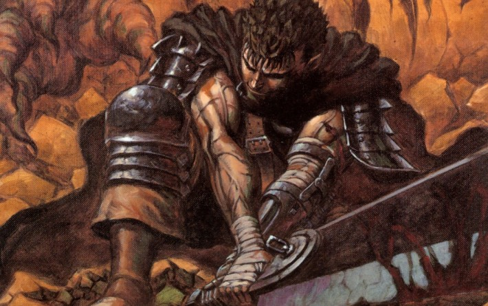 main character from anime berserk