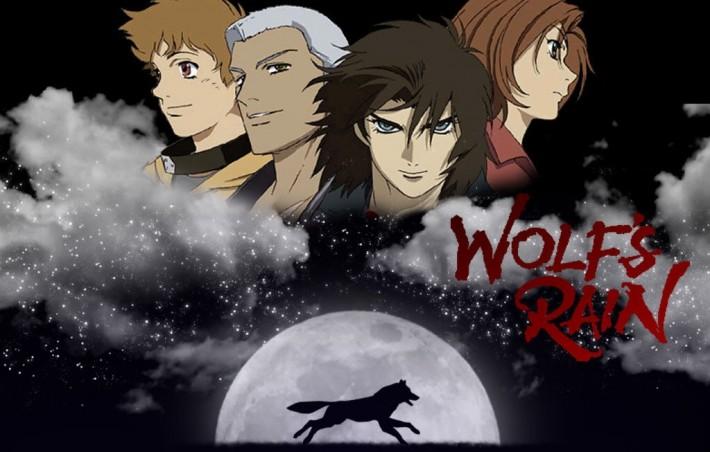 Wolfs Rain anime cover image