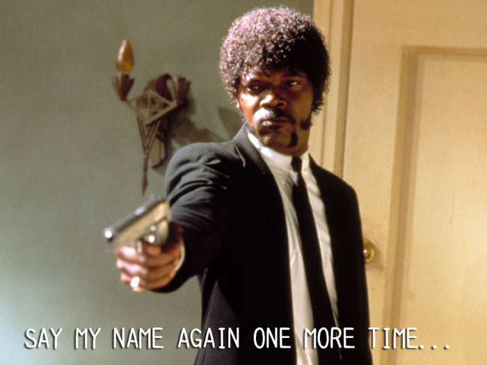 pulp fiction samuel l. jackson