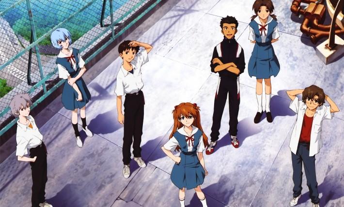 Evagelion Anime