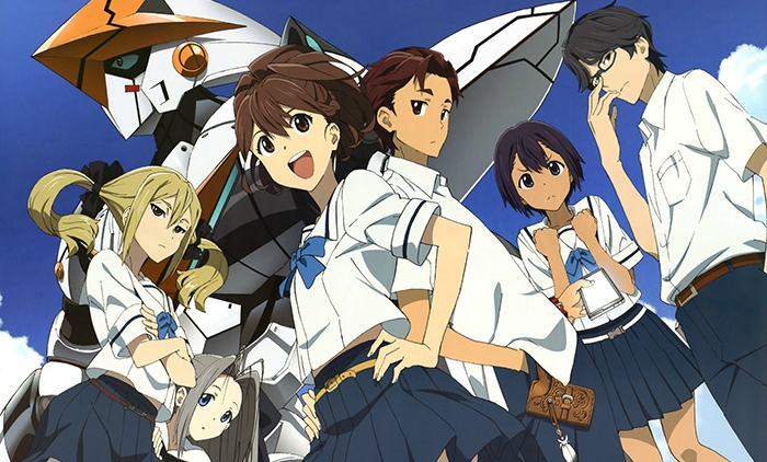 Robotics;Notes Anime