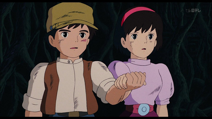 characters from studio ghibli animated film