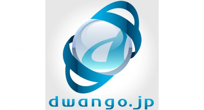 Logo of Dwango, progenitor of Joshi-Mane Bento