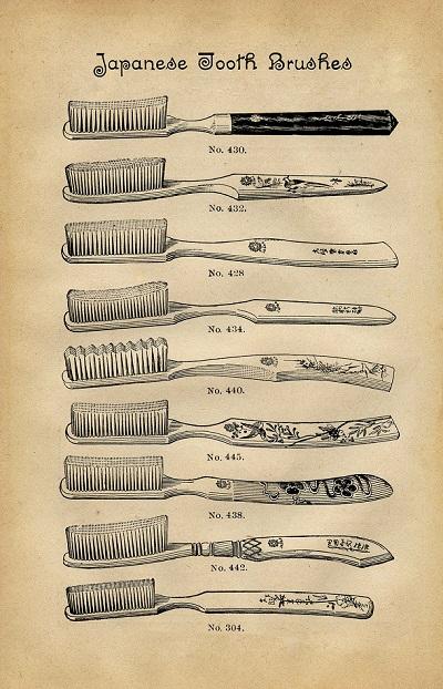 1880s pharmacy catalogue