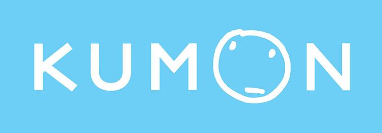 kumon cram school banner logo