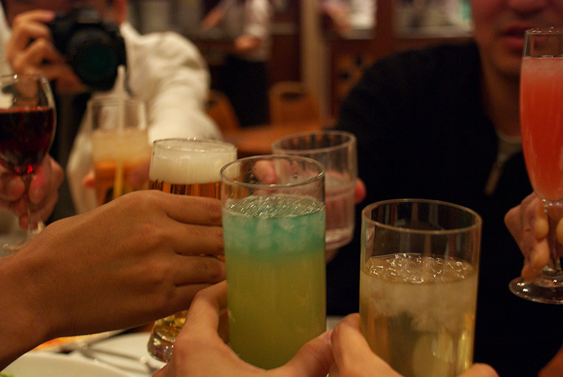 japanese college easy drinks