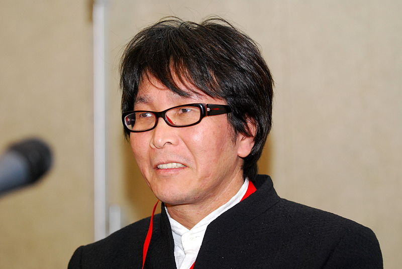 Japanese manga artist Yoichi Takahashi