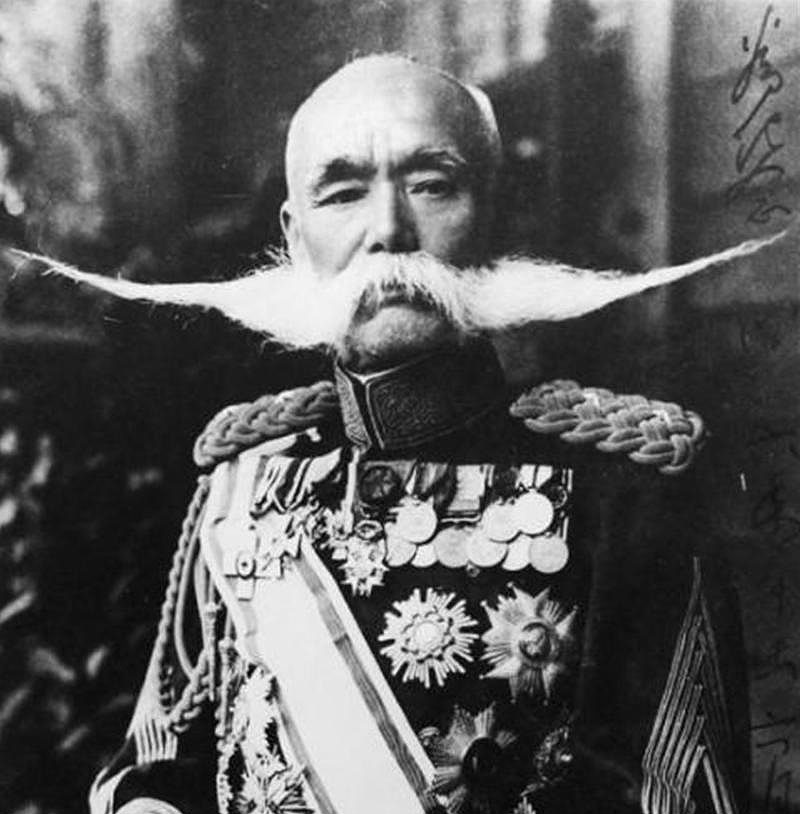 Incredible Japanese Mustache History Why Japan Hates Facial Hair Hairstyle Inspiration Daily Dogsangcom