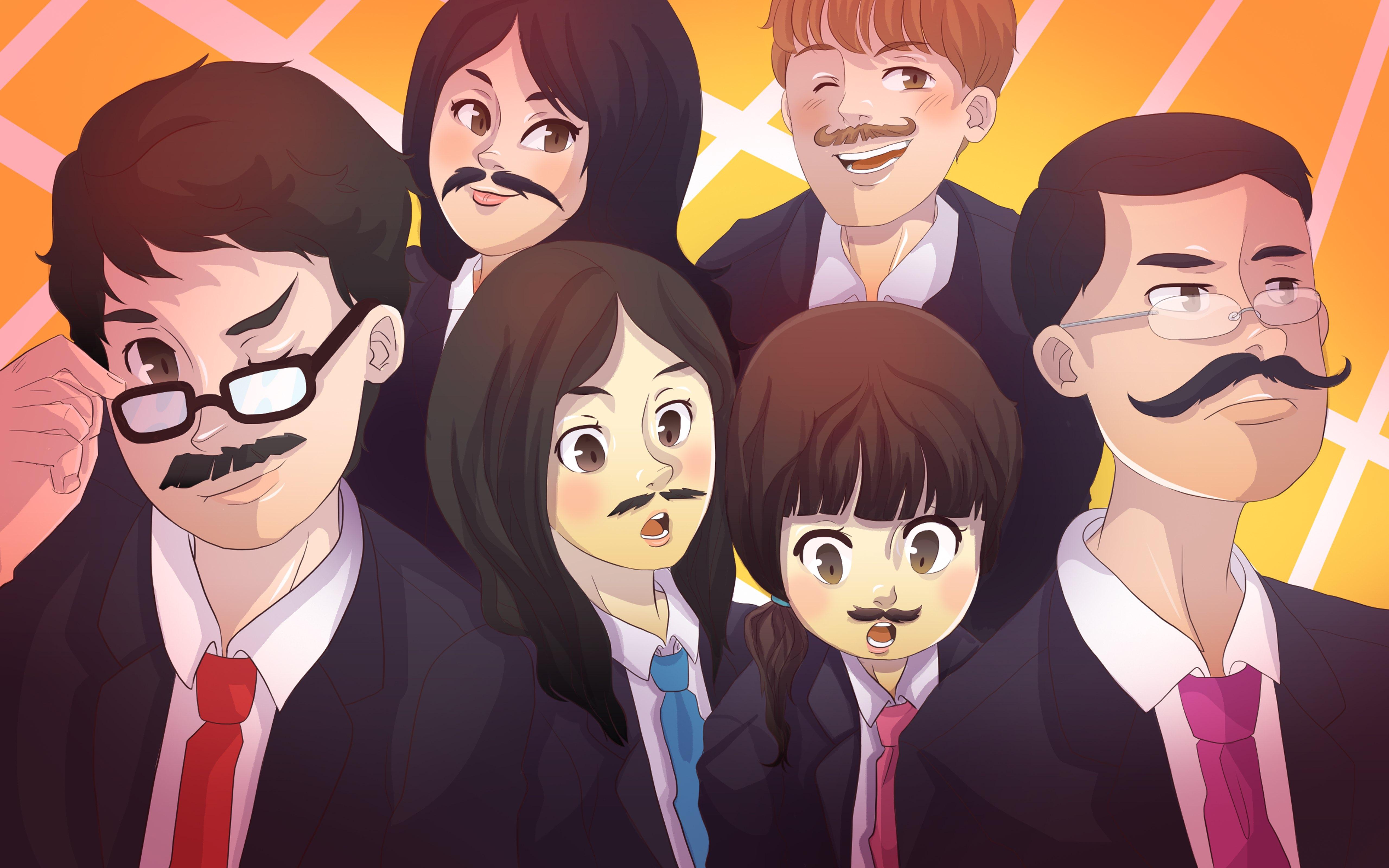 Japanese Mustache History Why Japan Hates Facial Hair