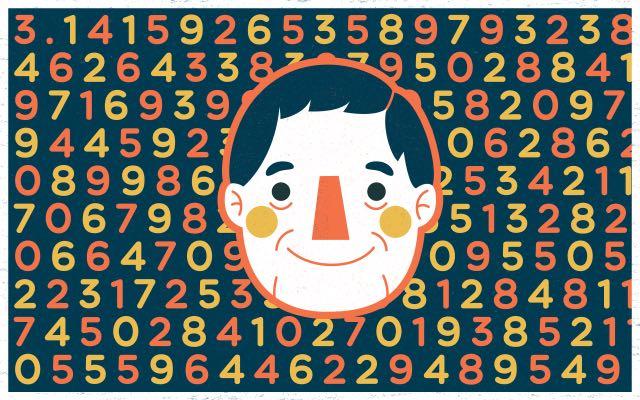 Akira Haraguchi The Pi Mnemonic Memorization Master