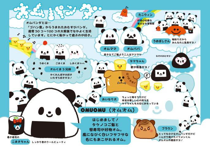 panda musubi