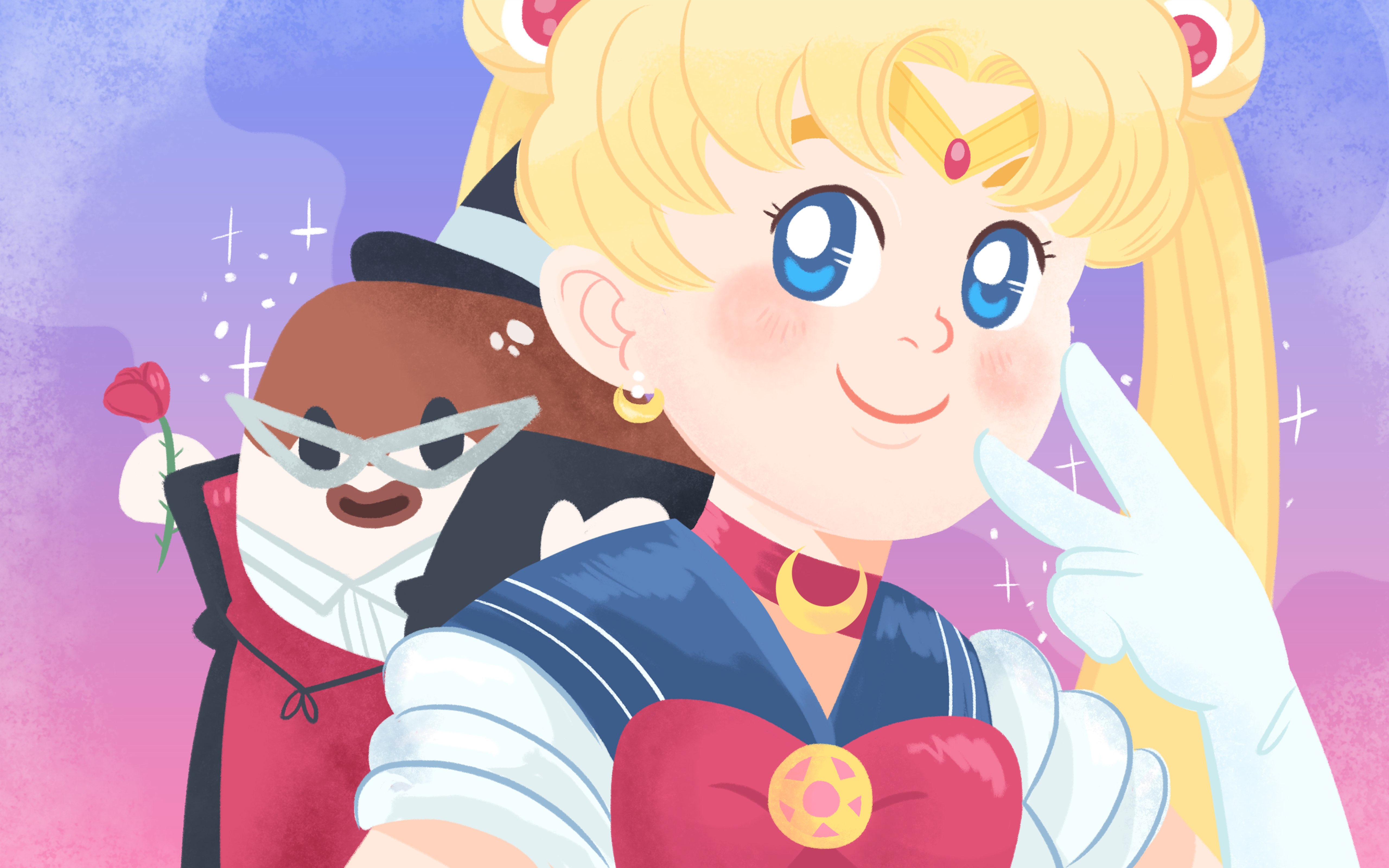 chances are you have heard of sailor moon