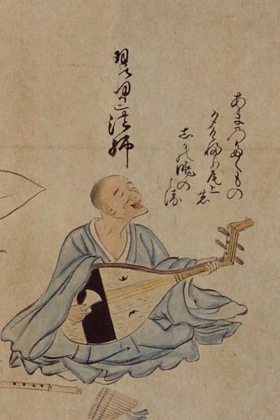 tomoe gozen blind musician