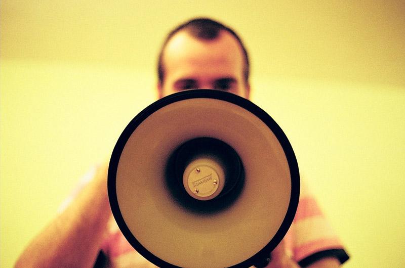 ALT voice megaphone