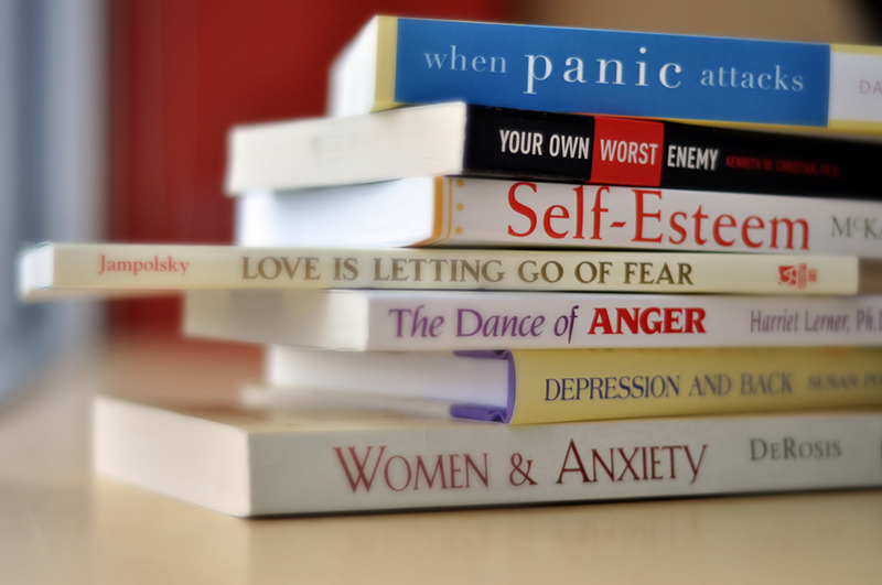 books about anxiety hikikomori