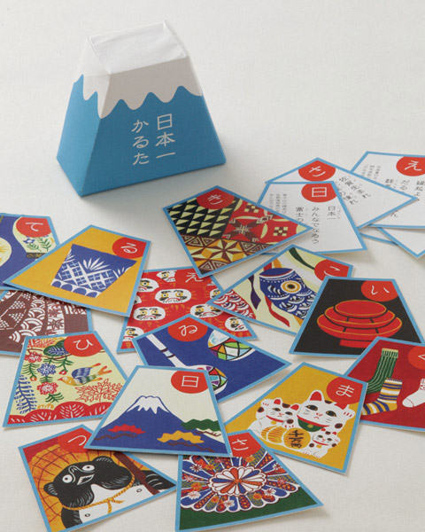 national karuta japanese cards