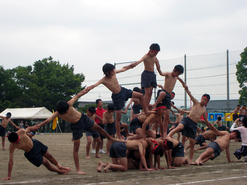 Surviving Sports Festival: Undoukai in Japanese Schools