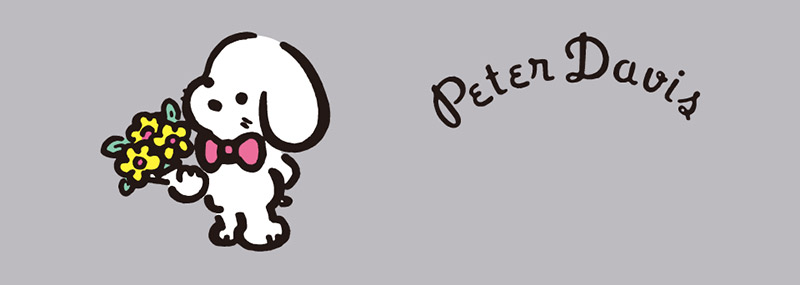 peter davis the dog
