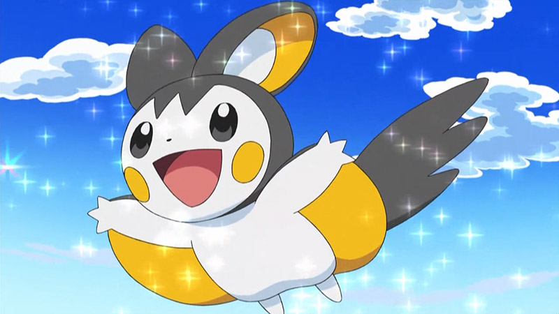 Emolga from Pokemon