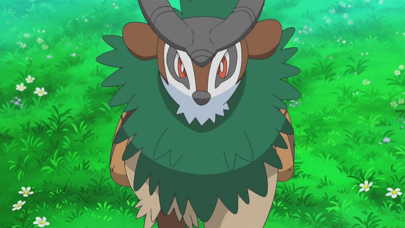 Gogoat from Pokemon