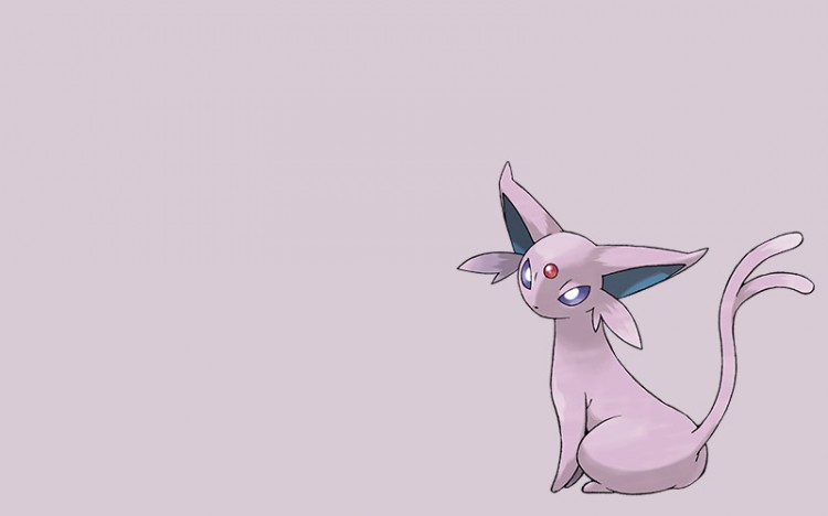pokemon monster espeon