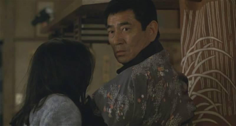 Japanese actor Ken Takakura