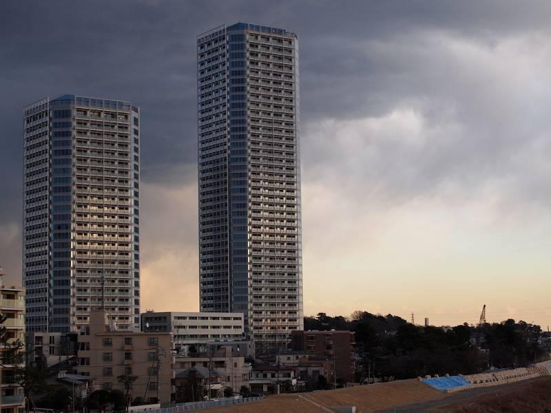 futako building skyscraper