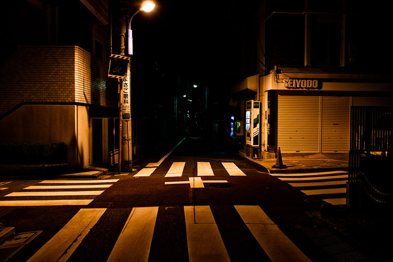 tokyo crossroads at night japanese citizen study abroad