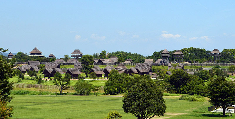 queen-himiko-kofun-scenery